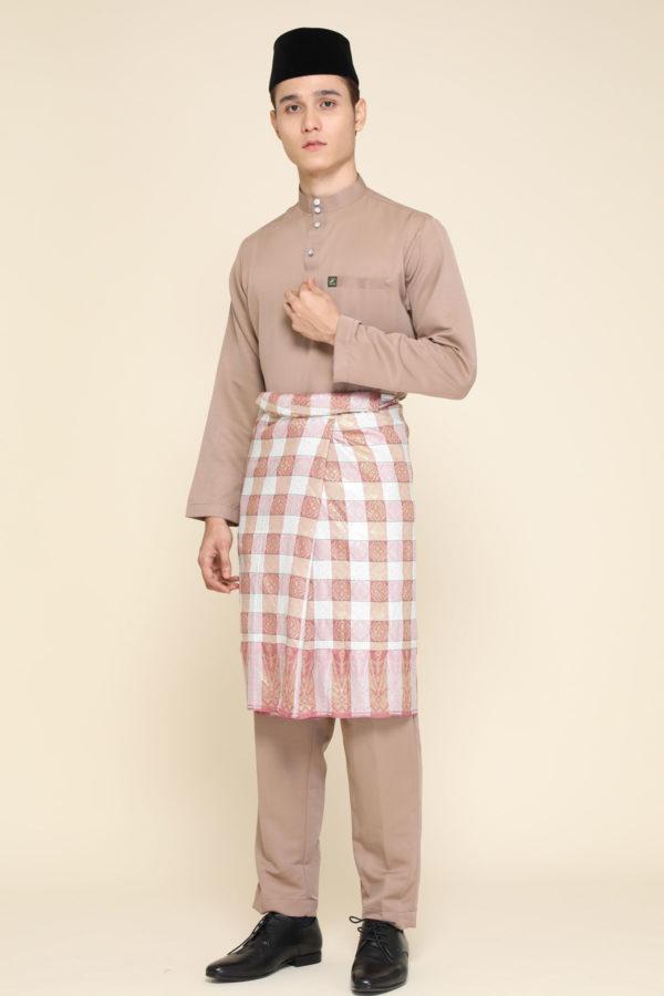 Baju Melayu Mocha