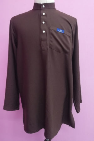Kurta Habibi Dark Brown