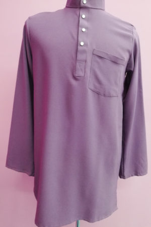 Kurta Habibi Dusty Purple