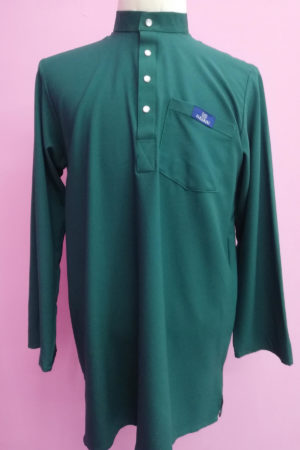Kurta Habibi Emerald Green
