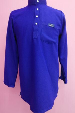 Kurta Habibi Royal Blue
