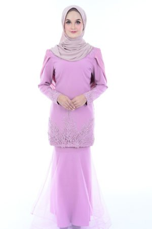 Dress Lashira Dusty Pink