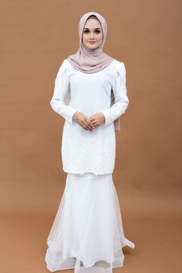 Dress Lashira Off White