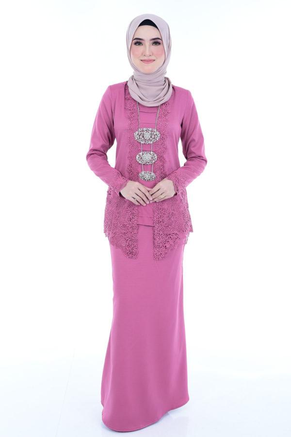 Kebaya Syasya Pink