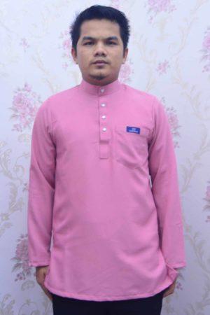 Kebaya Kain Songket Dusty Pink
