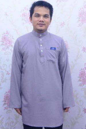 Kurta Habibi Grey