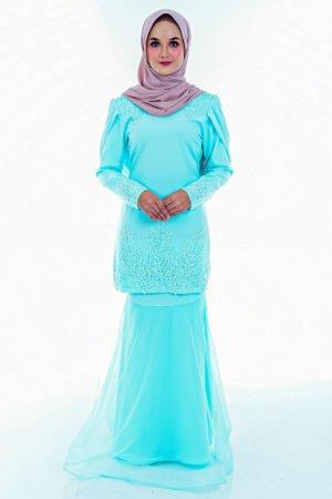 Lashira Mint Green