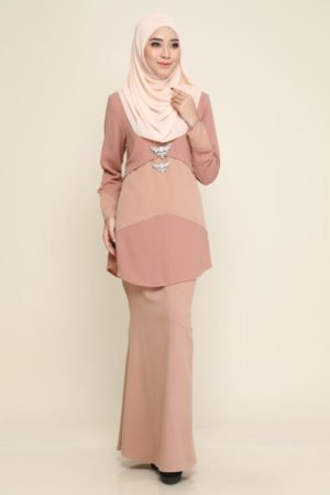 Kurung Ayris Brown