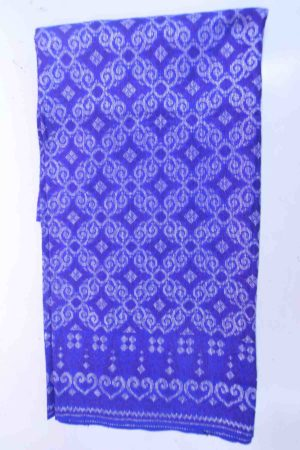 Sampin Tenun Royal Blue