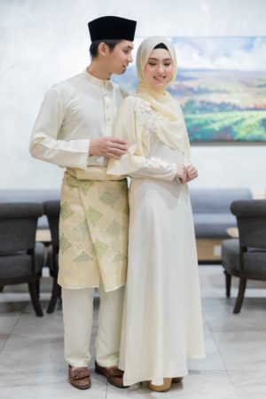 Set Couple Diyana Cream