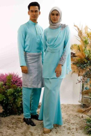 Set Couple Seri Mint Green