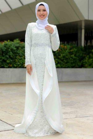Dress Lareenda Off White