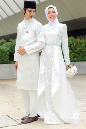Set Couple Lareenda Off White