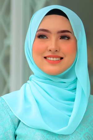 Shawl Chiffon Mint Green