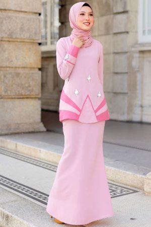 Kurung Nedeera Pink