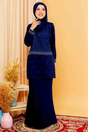 Youna Navy Blue