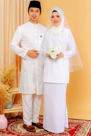 Set Couple Youna Off White