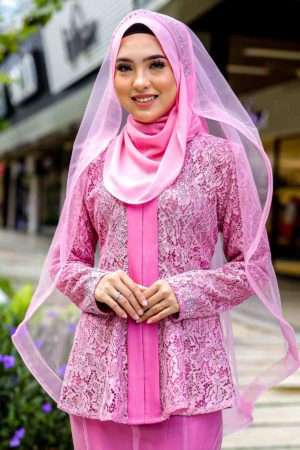 Veil B Pink