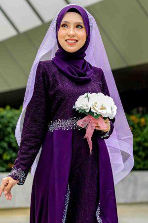 Veil B Purple