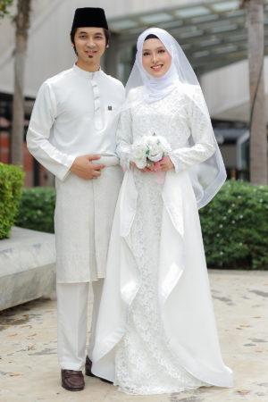 Set Couple Lareenda Off White (FULL SET)