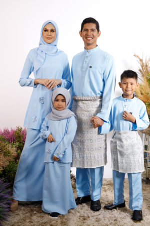 SET FAMILY ERIYCA BABY BLUE