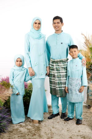 SET FAMILY ERIYCA MINT GREEN