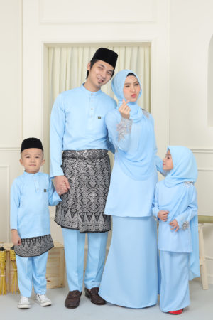 SET FAMILY SERI BABY BLUE