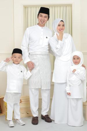 SET FAMILY SERI OFF WHITE