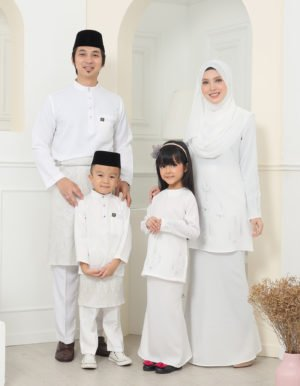 SET FAMILY ATHEA OFF WHITE