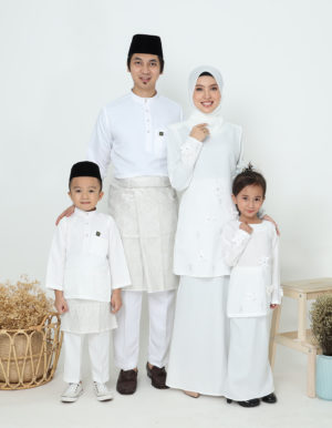 SET FAMILY ERIYCA OFF WHITE