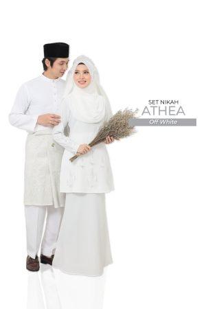 Set Couple Athea Off White – GOLD
