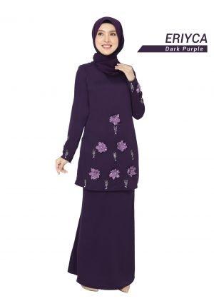 Kurung Eriyca Dark Purple