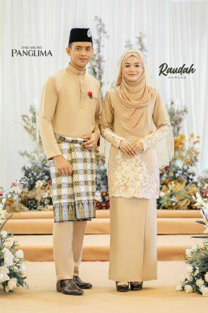Couple Raudah Mocha (6 ITEM)