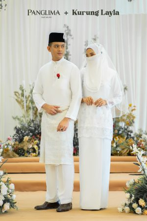 Couple Layla Off White (6 ITEM)