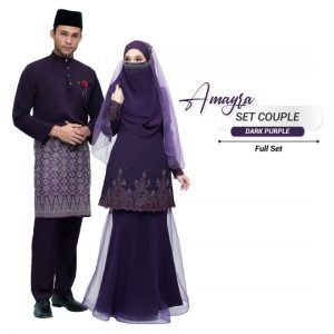 Couple Amayra Dark Purple – PLATINUM