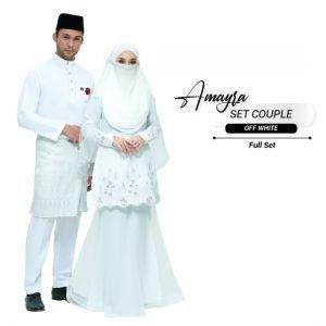 Couple Amayra Off White – PLATINUM