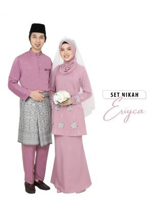 Set Couple Eriyca Dusty Purple – TITANIUM