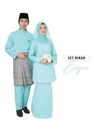Set Couple Eriyca Mint Green – TITANIUM