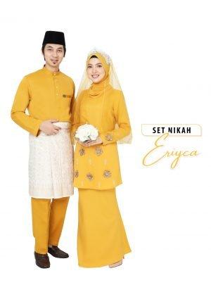 Set Couple Eriyca Mustard – TITANIUM