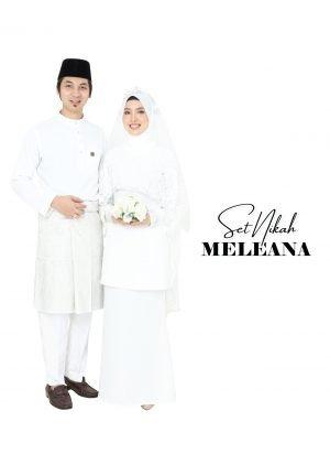 Set Couple Meleana Off White – PLATINUM