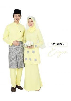 Set Couple Eriyca Yellow – TITANIUM