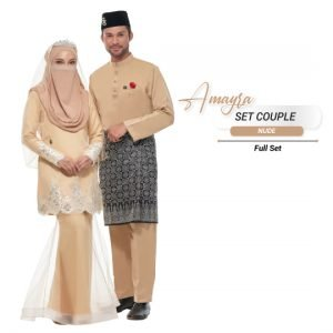 Couple Amayra Nude  – GOLD