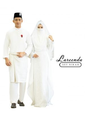 Set Couple Lareenda Off White – GOLD