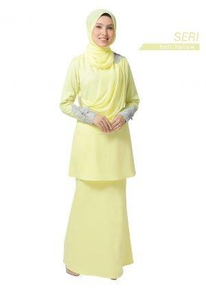 Kurung Seri Yellow